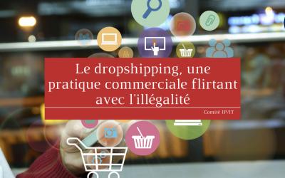 Le dropshipping, une pratique commerciale flirtant avec l'illégalité