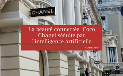 La beauté connectée, Coco Chanel séduite par l'intelligence artificielle