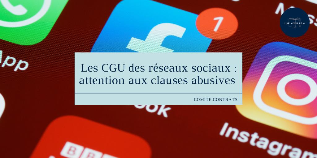 : Les-CGU-des-reseaux-sociaux-attention-aux-clauses-abusives