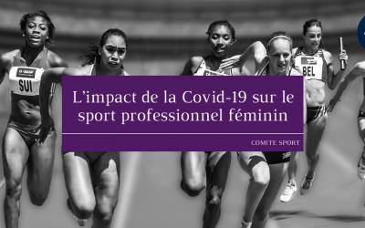 L'impact de la Covid-19 sur le sport professionnel féminin
