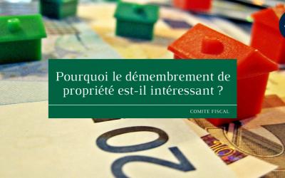 Pourquoi le démembrement de propriété est-il fiscalement intéressant ?