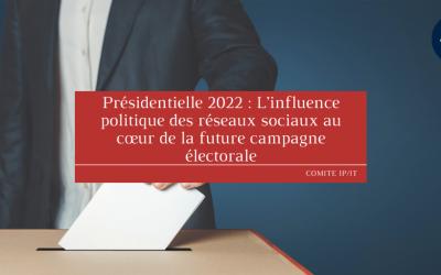 Présidentielle 2022: L'influence politique des réseaux sociaux au cœur de la future campagne électorale