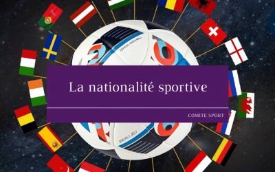 La nationalité sportive