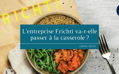 L'entreprise Frichti va-t-elle passer à la casserole ?